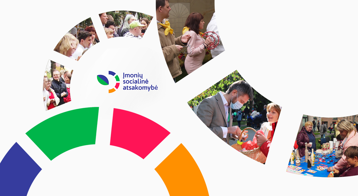 Penki Kontinentai Group is among the most socially responsible companies in Lithuania