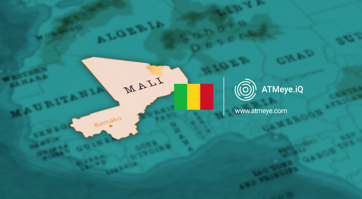 Mali Starts Protecting ATMs with the ATMeye.iQ Solution
