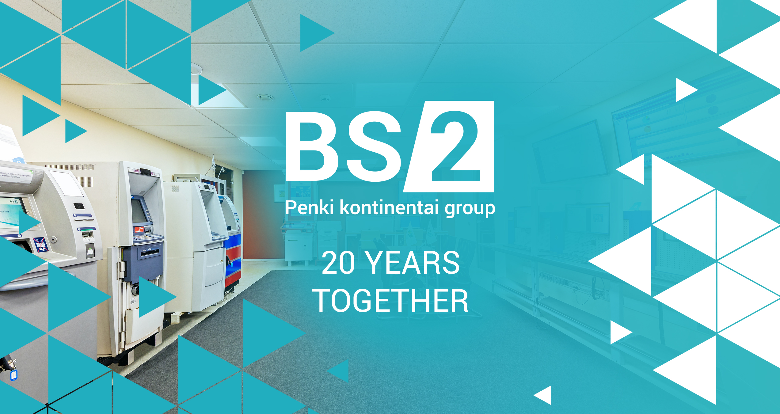 BS/2 Banking Solutions Have Been Glorifying Lithuania for 20 Years