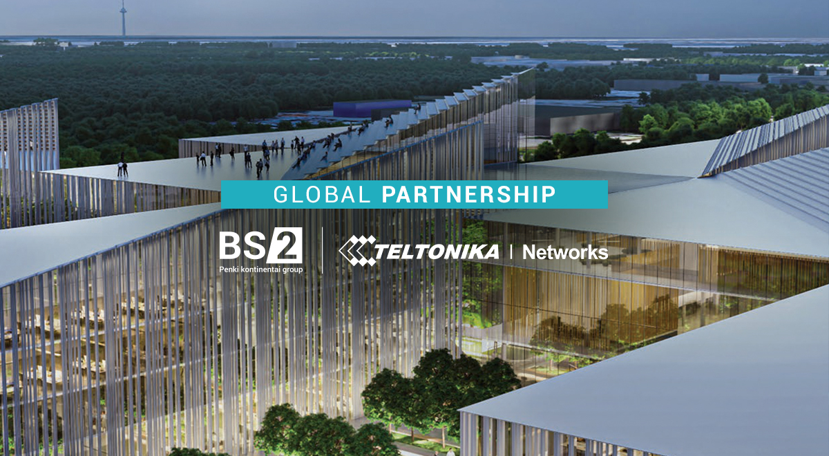 Teltonika Networks and BS/2 Partnership: New Development Horizons and Range of Services
