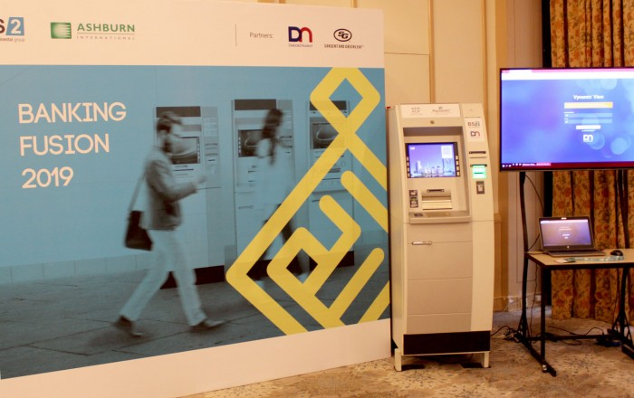 Аn exhibition of modern solutions for banks and retail