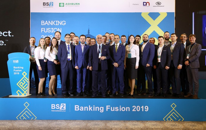 Penki Kontinentai Team at Banking Fusion 2019