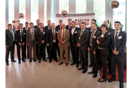 Wincor Nixdorf Discussed Achievements and Awarded Partners