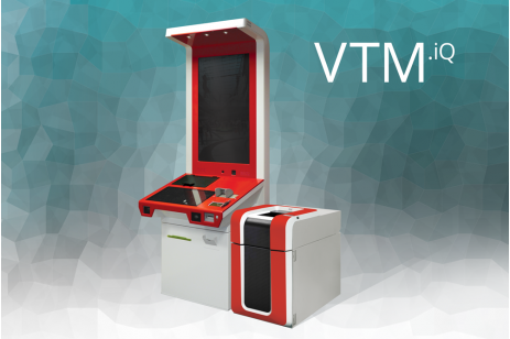 VTM<sup>.iQ</sup>: A Modern Approach To Customer Services