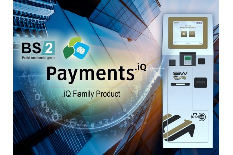 Payments.iQ - For the Payment Terminals Network in Azerbaijan